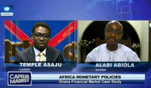 Interview on Capital Market